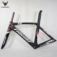 TOP NEW T800 UD Full Carbon Road Frame Bike Racing Bicycle Frameset Carbon Road Bicycle Frame