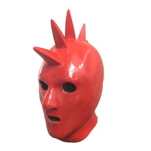 Top Brand New Design Hot High Quality Adult Size Realistic Latex Fetish Mask Rubber fetish mask