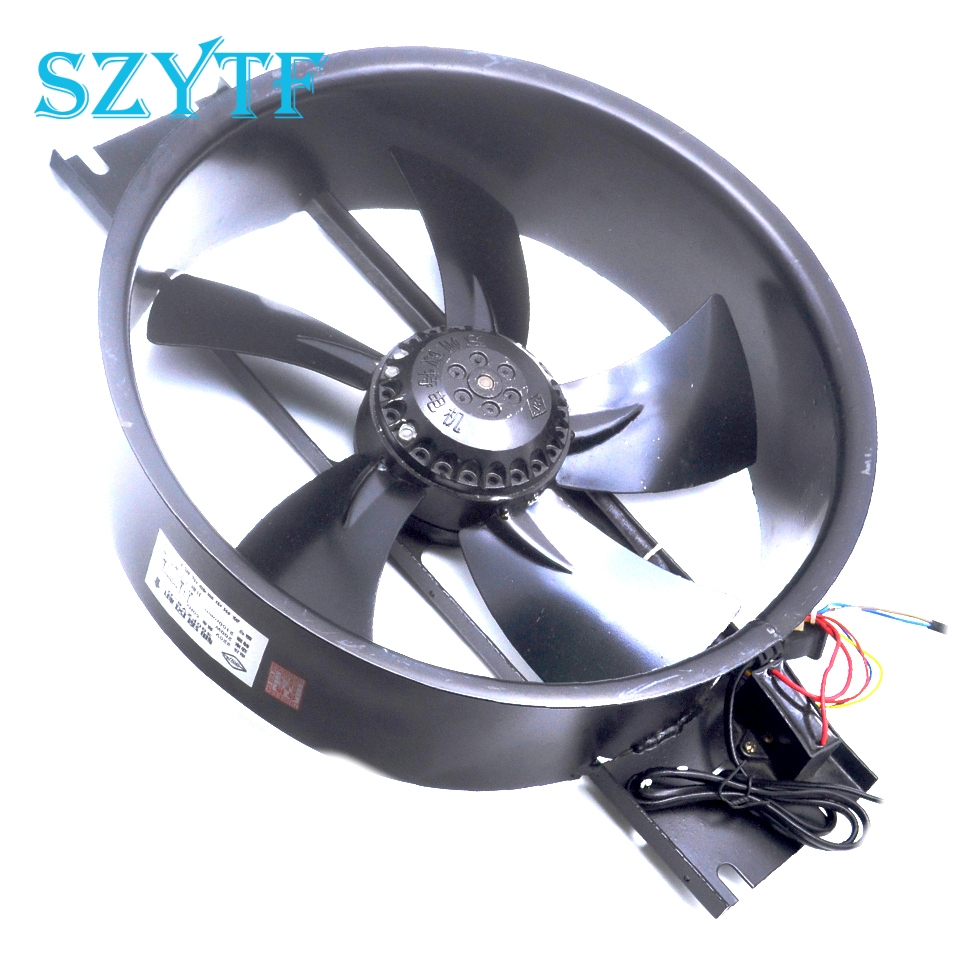 300FZY6-D Small Size Cooling Fan Axial Flow Ventilator  200W 1200 CFM Ventilation Equipment Draught Fan orix 24v 1a cross flow ventilation fan mfd915 24a f1