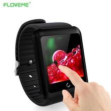 Smart Watch Unterstützung Sim-karte Bluetooth Smartwatch Für Android iOS Telefonfern Kamera Intelligente Armbanduhr Sport Armband Band