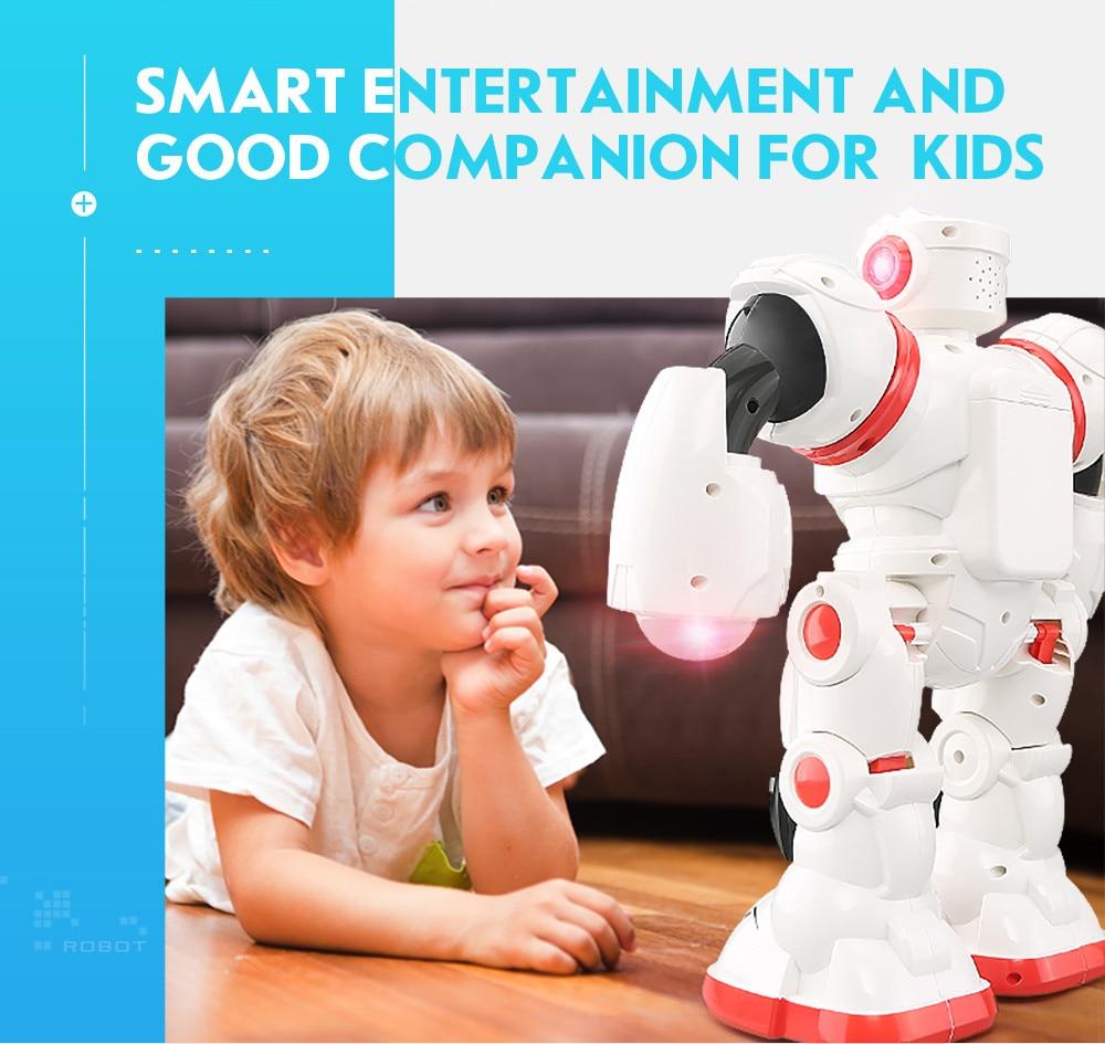 2018 New Robot Toys Intelligent Programming Fighting Mode Dancing Sensor Control Kids Toys intelligent wireless remote control robot dog kids dancing walking dog