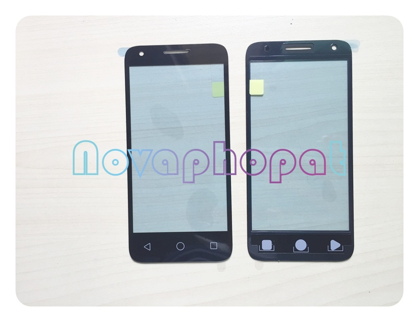 Novaphopat Black/White Screen For Alcatel One Touch Pixi 3 4.5