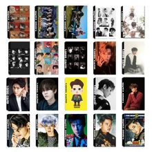 Здесь можно купить   YANZIXG KPOP EXO Album Self Made Paper Lomo Card Photo Card Poster HD Photocard Fans Gift Collection Jewelry Findings & Components