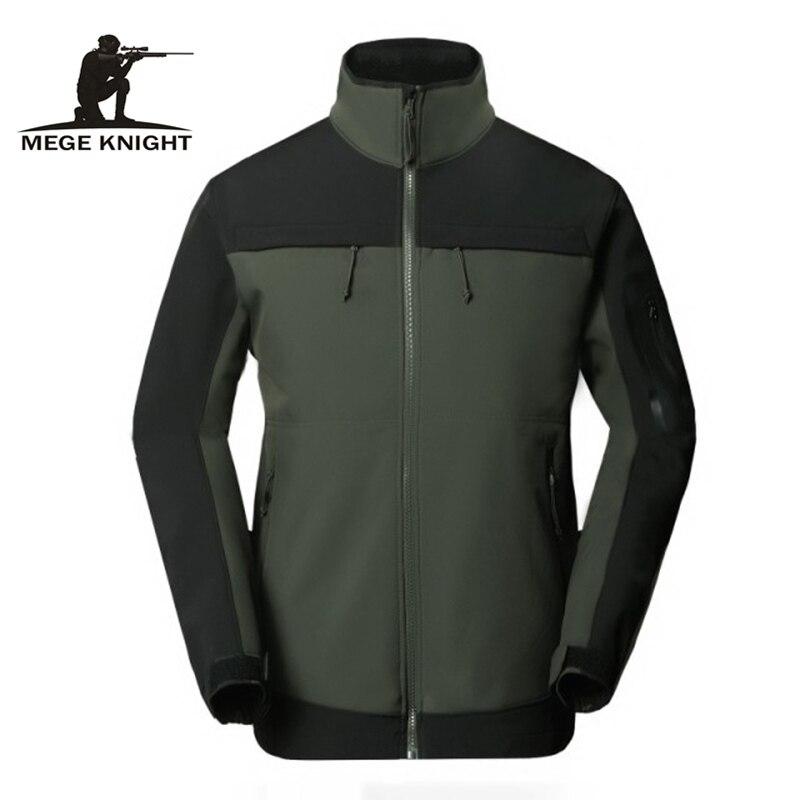 Veste tactique militaire vêtements hommes de coupe-vent armée softshell coupe-vent hommes de veste et manteau d'hiver casual male vêtements
