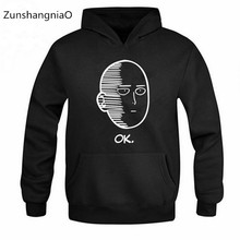 One Punch Man Men and Women Anime ONE Oppai Hoodie