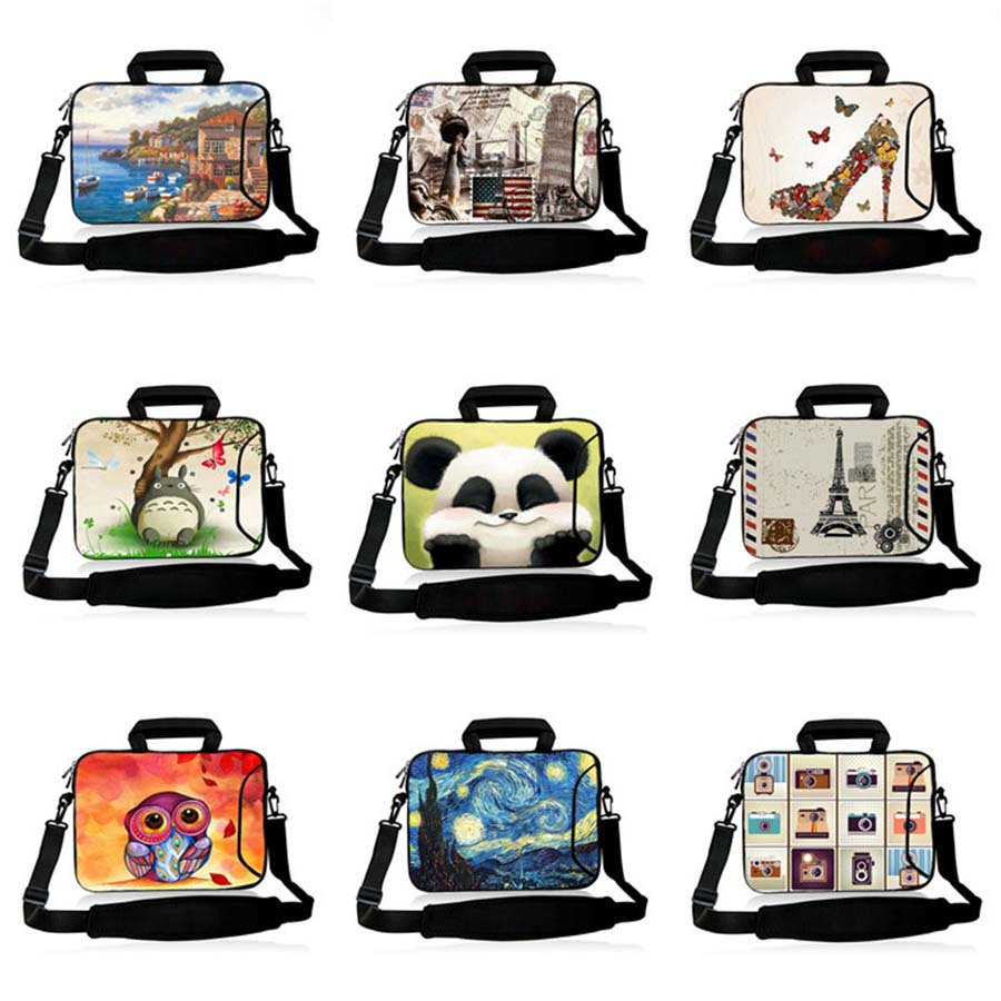 Business briefcase Notebook Shoulder Bag 10 11 6 13 13 3 14 15 15 6 17 17 3 Laptop protective case for ACER DELL lenovo SB 23524 in Laptop Bags Cases from Computer Office