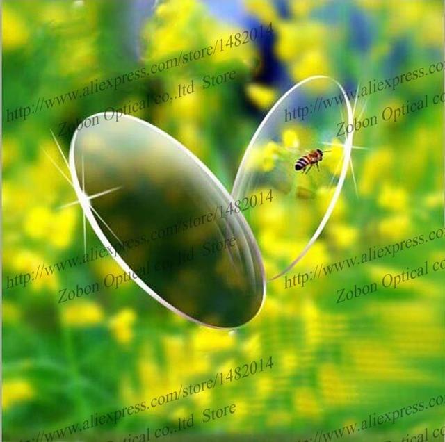 1.61 free form progressive photochromic high Index lensUV400 transition HMC anti-reflective anti-scratch super thin lentes glass