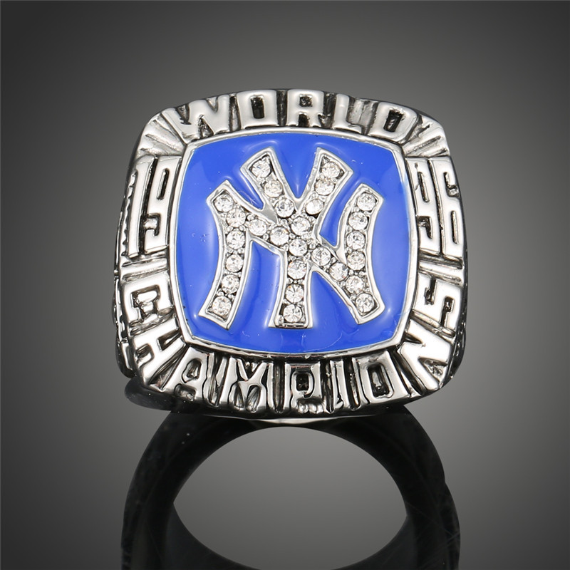 NNew York Famous Baseball Team Team 1996 World Series