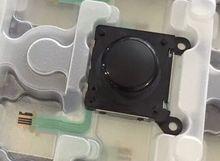 شحن مجاني 10 قطعة/الوحدة الأصلي جديد ل psvita ل ps فيتا ايندهوفن 2000 3D المقود النظير زر أسود أبيض