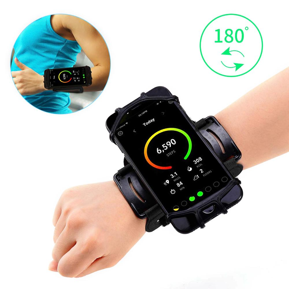 Armband Phone-Holder Huawei Sports Samsung for Running 4--6.5--Inchuniversal Bag Cycling