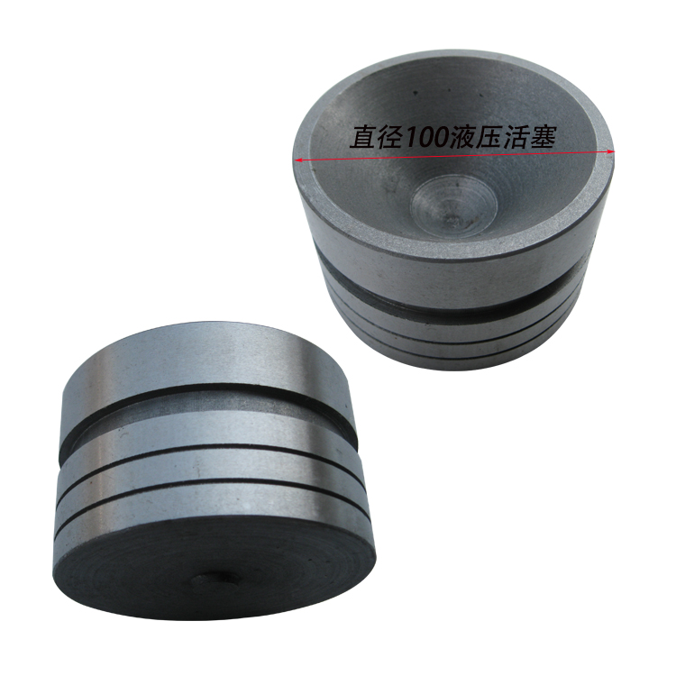 Dongfeng DF454 tractor parts, the piston of (diameter 100 mm) hydraulic lift, part number: luoyang yto engine lr4108t53 parts the set of piston rings part number rb 050002 1 03 1 0200 1