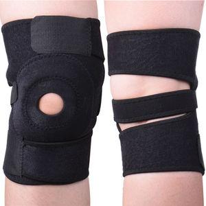 Knee Support Open Patella Slee