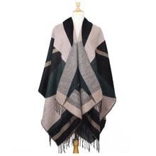 jzhifiyer YX153 Fringe Fashion Scarf Shawl Wrap Cape Stole
