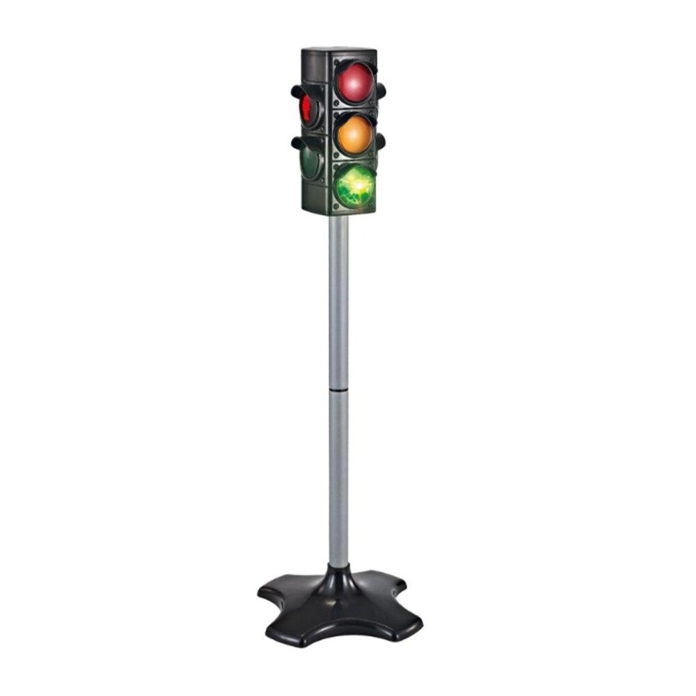 Jouet de L'éducation De l'enfant 72 cm Trafic Signal Lumineux Lampe Jouet Traversez en Sécurité Feux de Circulation Cognitif Jouet Enfants Anniversaire De Noël cadeau