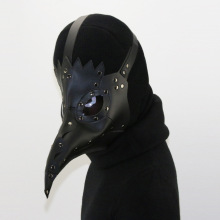 Steampunk Plague Doctor Long Nose Cosplay Fancy Exclusive Gothic Retro Rock Leather