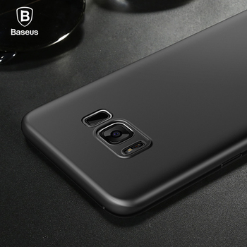 Baseus Luxury Ultra Thin Phone Case For Samsung Galaxy S8 S8 Plus Hard PP Back Phone Cover For Galaxy S8 S8 Cases