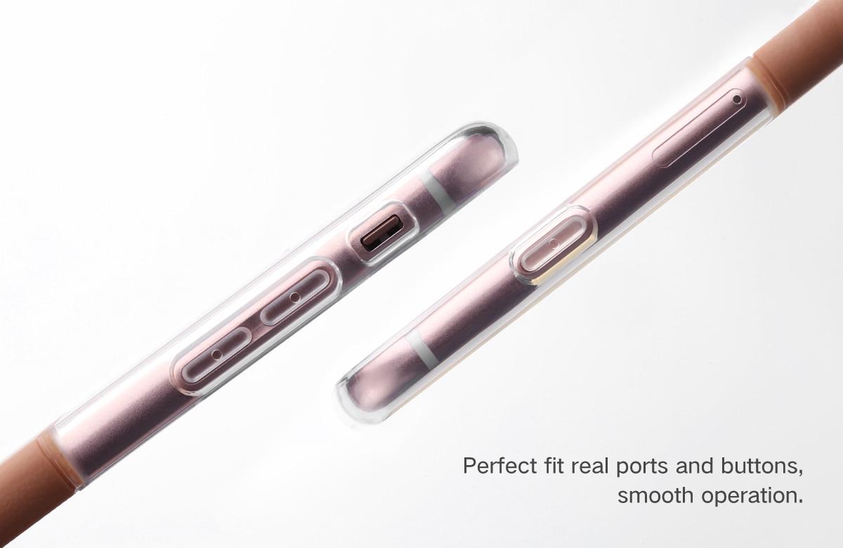 Baseus מקרה טלפון עבור iPhone 7 בתוספת 4.7/5.5 אינץ ' כפול חומר כפולה סגנון רך TPU קשיח למחשב עמיד מעטפת הגנה