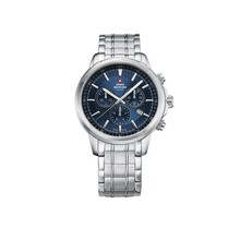 Наручные часы Swiss Military SM34052.03 мужские с кварцевым хронографом на браслете