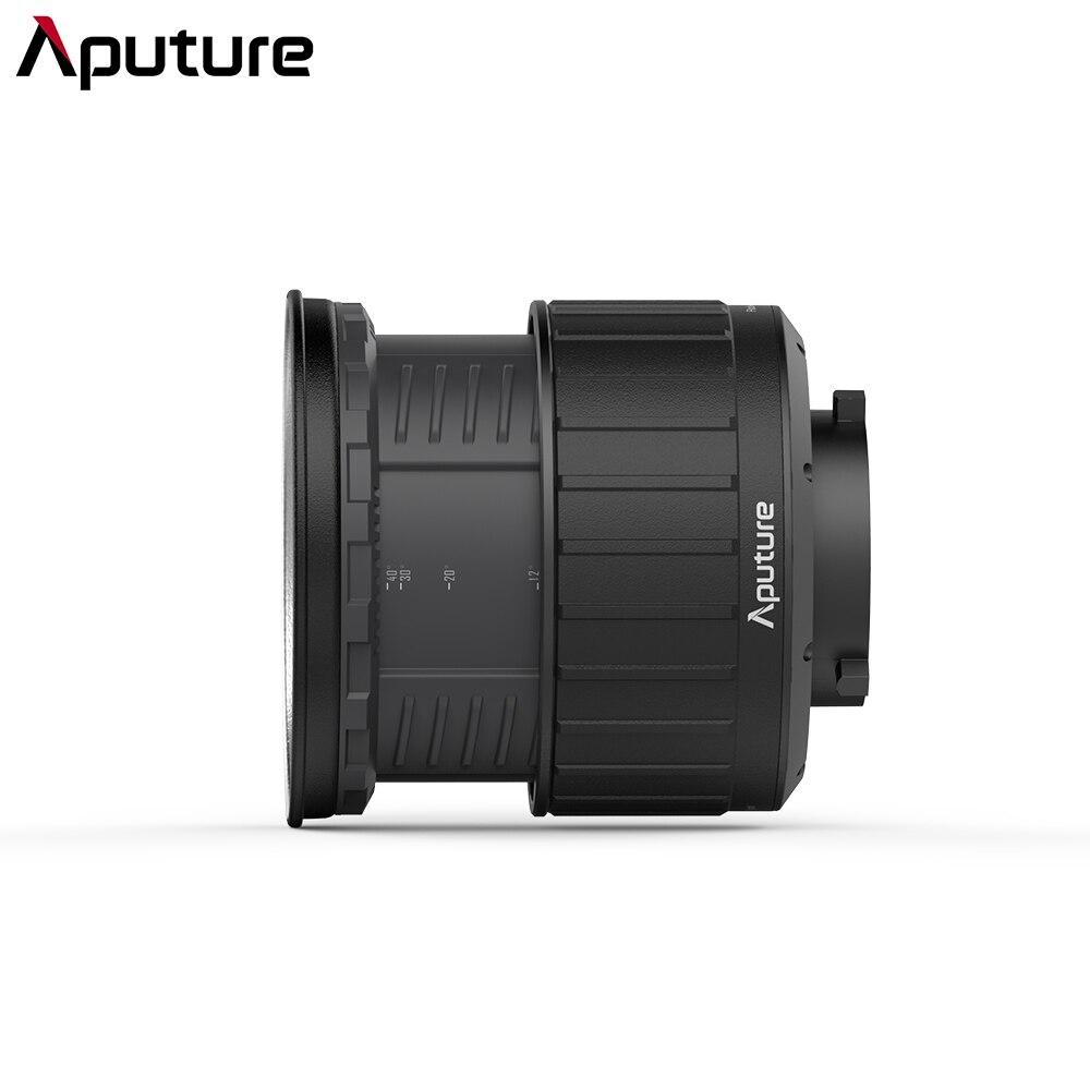 Aputure Fresnel 2X Bowen S Mount Light многофункциональный инструмент для формирования света для Aputure LS C120 120D Mark II 300d Spot Lens