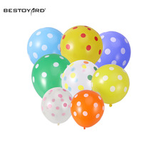 10pcs 12-Inch Latex Balloons Printed Balloon Wedding Baloons Birthday Balloons Balls Child Toys Gifts For Party Decoration(China)