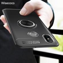 Для Xiaomi mi 8 6 6X 5X A1 A2 mi x 2 2 S Max2 чехол Магнитный держатель кольцо чехлы-держатели для телефонов для mi красный mi s2 4A 4X примечание 6 3 5 5A Pro