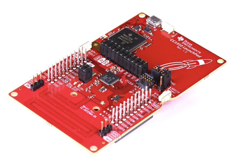 CC1310 CC1310 LaunchPad evaluation module module xilinx xc3s500e spartan 3e fpga development evaluation board lcd1602 lcd12864 12 module open3s500e package b