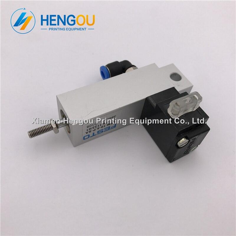 1 piece free shipping ESM 10 4 P SA cylinder valve for offset SM74 PM74 SM52