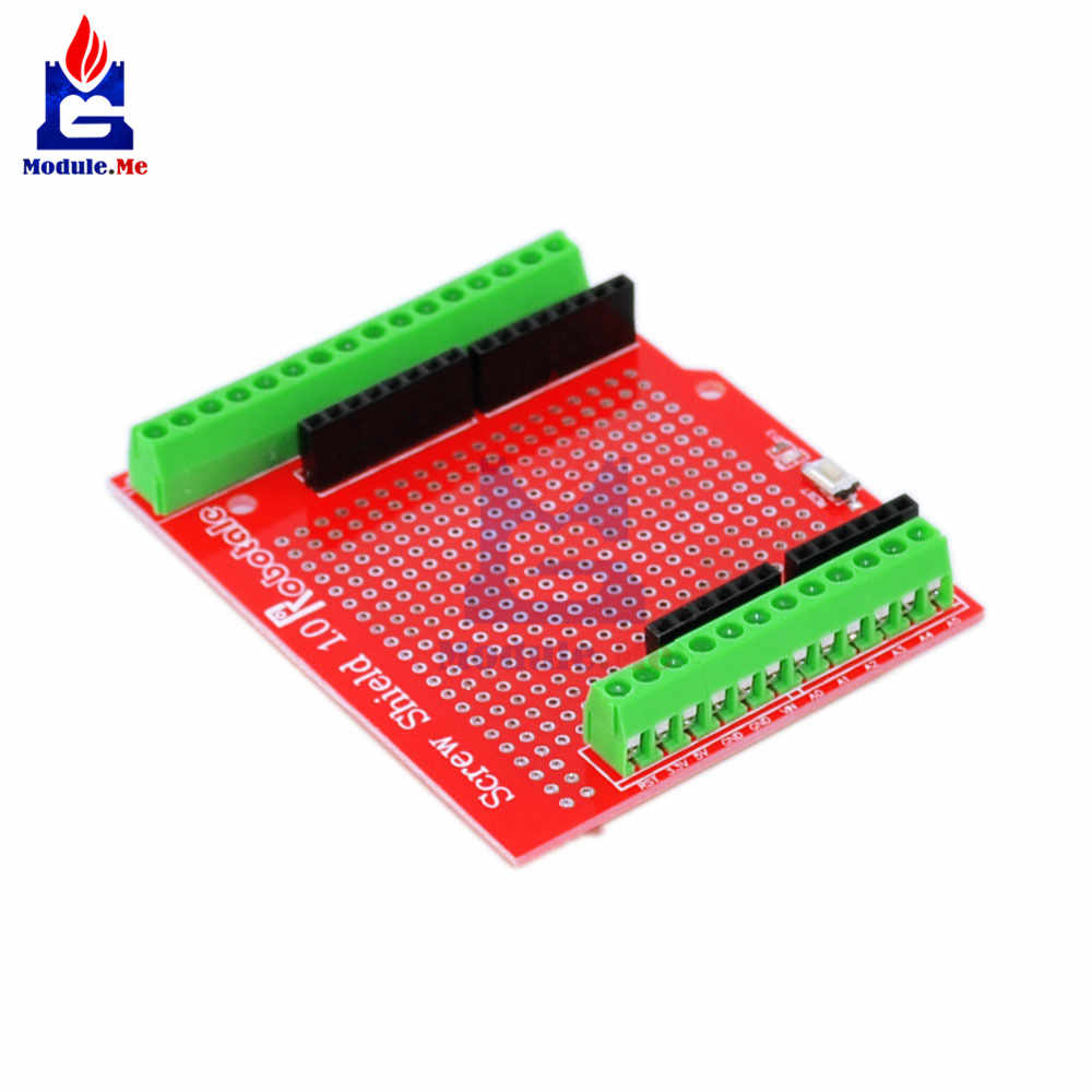 Proto Screw Shield Assembled Prototype Terminal Expansion Board for Arduino UNO MEGA2560 One Development Module