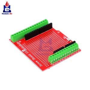 Proto Screw Shield Assembled Prototype Terminal Expansion Board for Arduino UNO MEGA2560 One Development Module