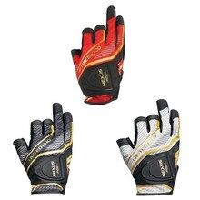2018 NEUE SHIMANO Handschuhe Breathable Multi-Funktions-Wear-Resistant Soft Anti-Rutsch-Licht Sonnencreme Angeln SHIMANOS Kostenloser Versand