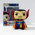 Boxed Funko POP Doctor Strange Doctor Who Vinyl Bobble-Head PVC Action Figure Collectable Model Toy Gifts Cosplay Doll For kids