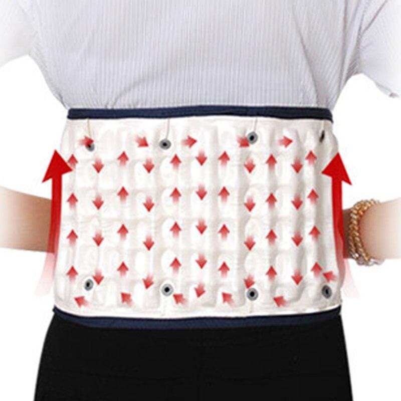 Soins de santé dos soulagement ceinture taille orthèse soutien lombaire Traction Backach soulagement de la douleur masseur outils livraison directe DFA