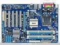 Para gigabyte p45 motherboard ga-p45t-es3g lga 775 mainboard ddr3 ddr iii sata para pc de la computadora de escritorio