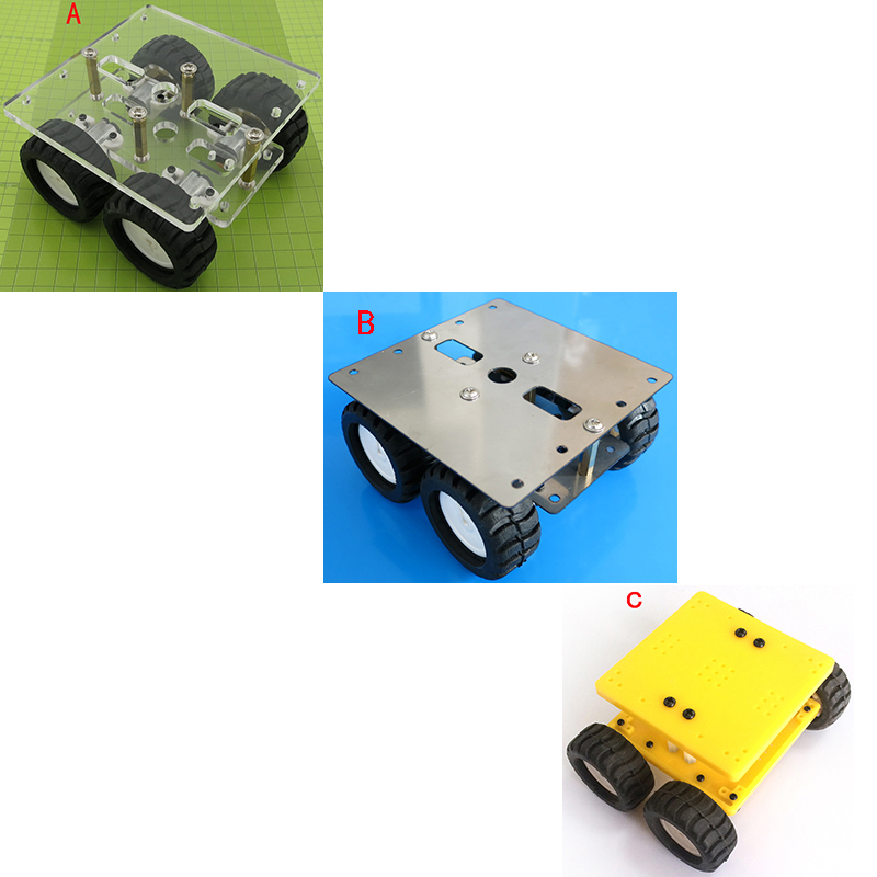 N20 Smart Car/N20 Gearmot Car Chassis/Robot DIY Model Mini Frame/Metal Acrylic/DIY toy accessories technology model parts diy toy car j473b model 7575 n20 gear motor intelligent model car diy assemble small car technology making free shipping russia