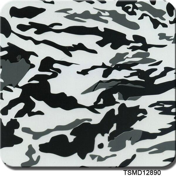 Motorrad-zubehör Csmh12890 1 Mt 20qm Camousflage Aqua Transferdruck Druckfolie Hidrografik Film Wasser Transfer Druck Die Neueste Mode