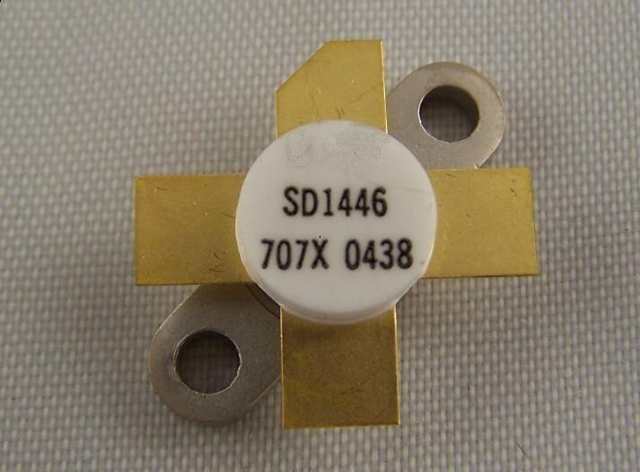 2pcs/lot SD1446 MICROWAVE TRANSISTORS2pcs/lot SD1446 MICROWAVE TRANSISTORS