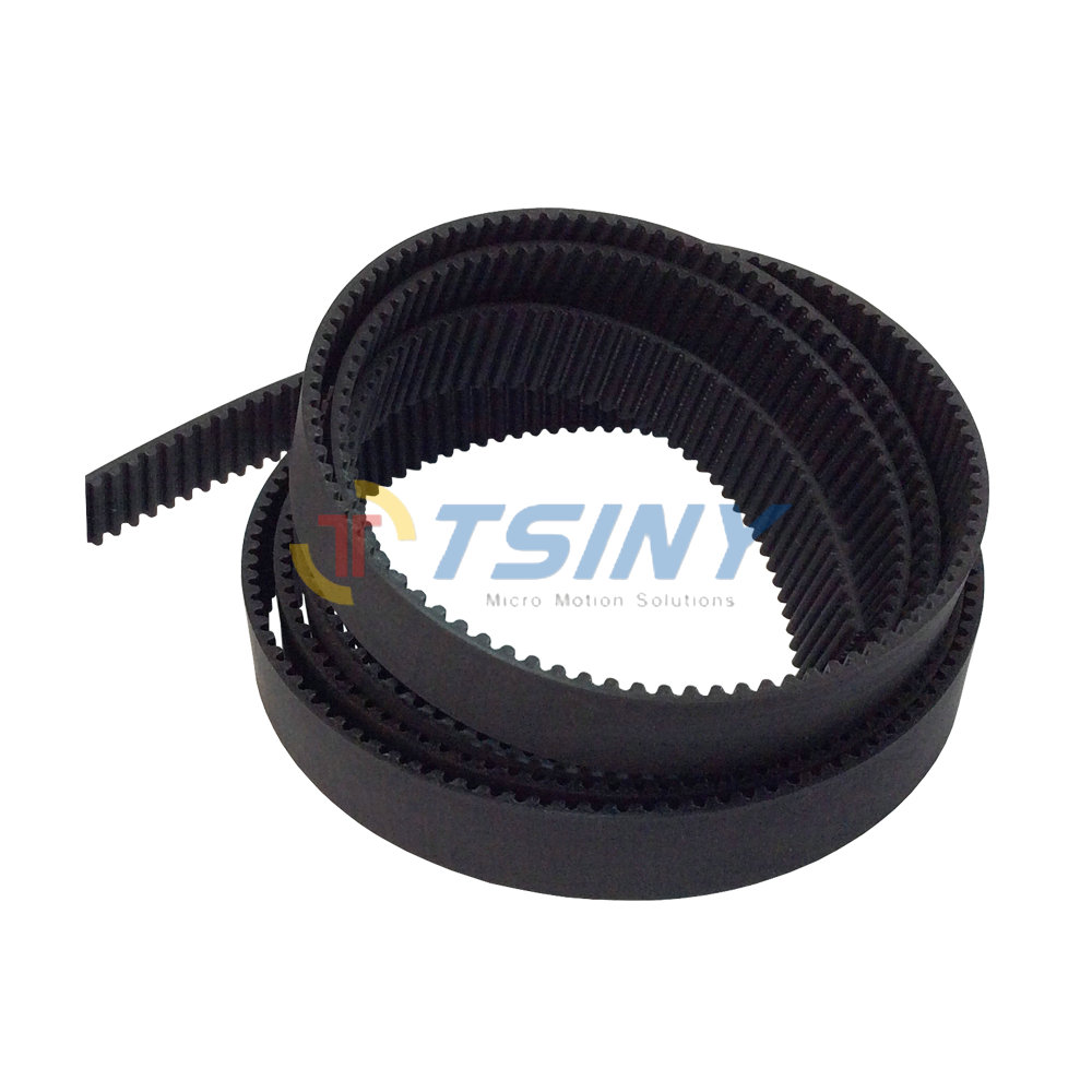 3d Printer Part 3m Polyurethane With Steel Core Timing Belt 2meter Open Ended Htd Arc Tooth Fit For Pulley In Transmission Belts From