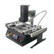 LY IR6500 V.2 Инфракрасная паяльная станция для пайки машина с реболлинга трафареты расческа и Пинцет ручка