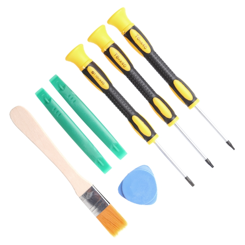 1 Set New T6 T8H T10H Screwdriver Repair Tool Kit For XBOX-ONE/Xbox 360 Controller/PS3/PS4