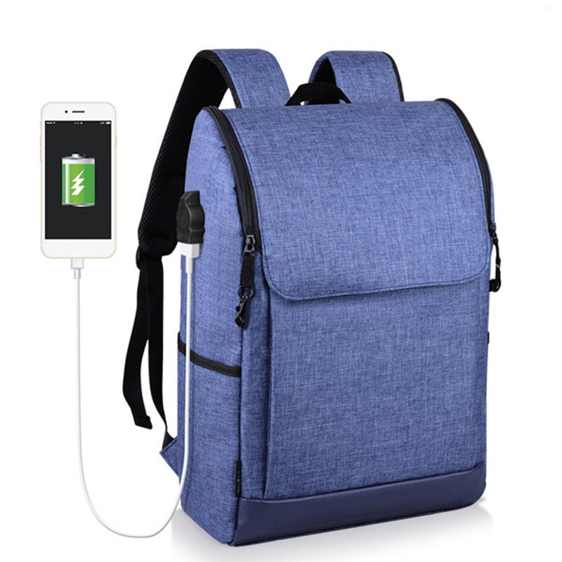 Fashion Anti-theft Laptop Backpack Men Women External USB Charge Notebook Backpacks School bag Travel Mochila Masculine feminina 14 15 15 6 inch flax linen laptop notebook backpack bags case school backpack for travel shopping climbing men women