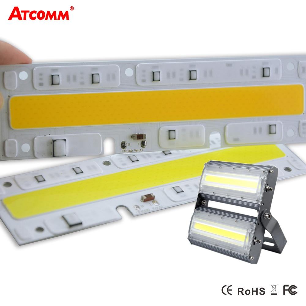 все цены на  High Power LED Matrix 30W 50W 70W 100W 150W 110V 220V Smart IC LED Diode array For Spotlight Projector FloodLlight Searchlight  онлайн