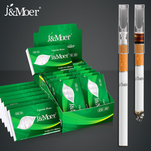 100/160pcs disposable cigarette tar filter reduces the risk of halitosis in lung