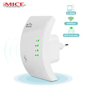 300 Mbps Wifi Repeater Signal Amplifier 802.11N/B/G Wifi Booster