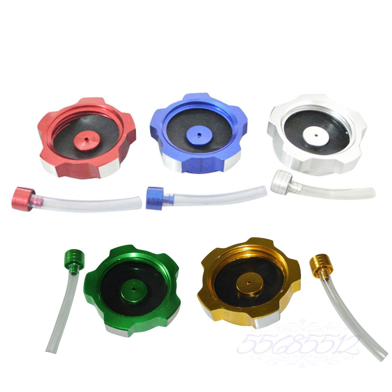 JRL Gas Fuel Cap Fit SSR SDG Pitster Pro Thumpstar Honda Pit Bike Red