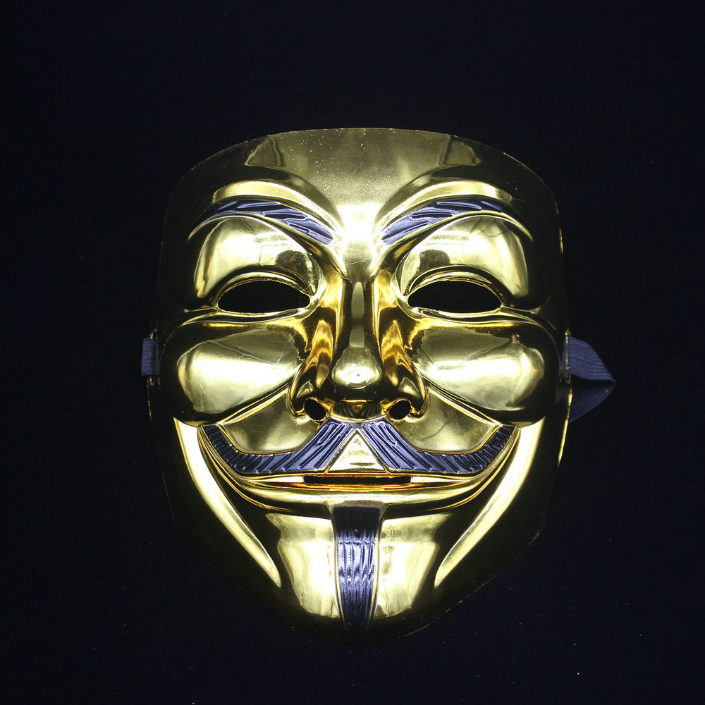 Online Buy Wholesale halloween vendetta mask from China halloween ...