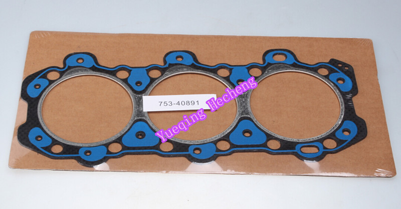 Cylinder Head Gasket 753-40891 fit for LPW LPWS LPWT Engine Free Shipping engine genset water pump 751 41022 for alpha lpw lpws lpwt