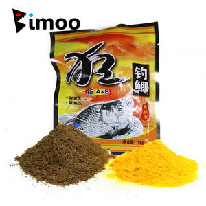 Bimoo Carp Bait Recipes-Additives Hera Fishing-Hand-Rod Inexpensive Fragrance for Dough