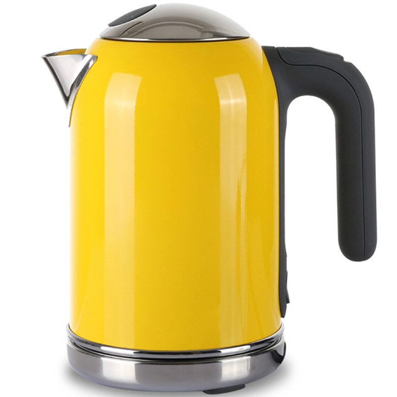 Electric kettle Boiler stainless steel small electric  travelling 1 L kelly kettle самовар base camp steel 1 5л