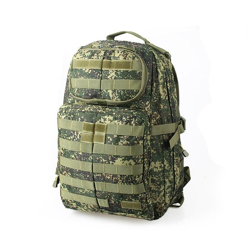 Táctica militar Mochila MOLLE 600D Cifrar CL5-0053 Oxford Mochila de Tela Imperm