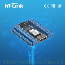 Hlk-sw16 16 community relay distant management WiFi module P2P cell management change supply